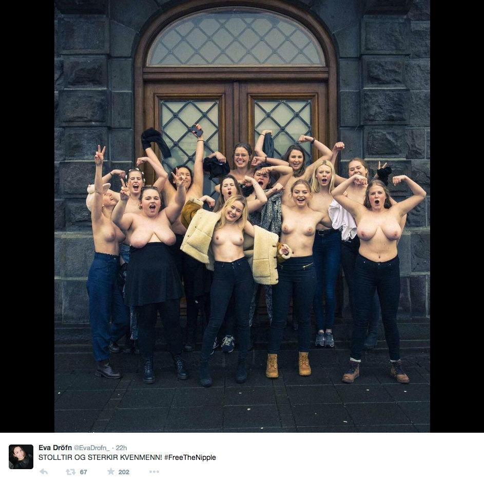 Free The Nipple Nsfw